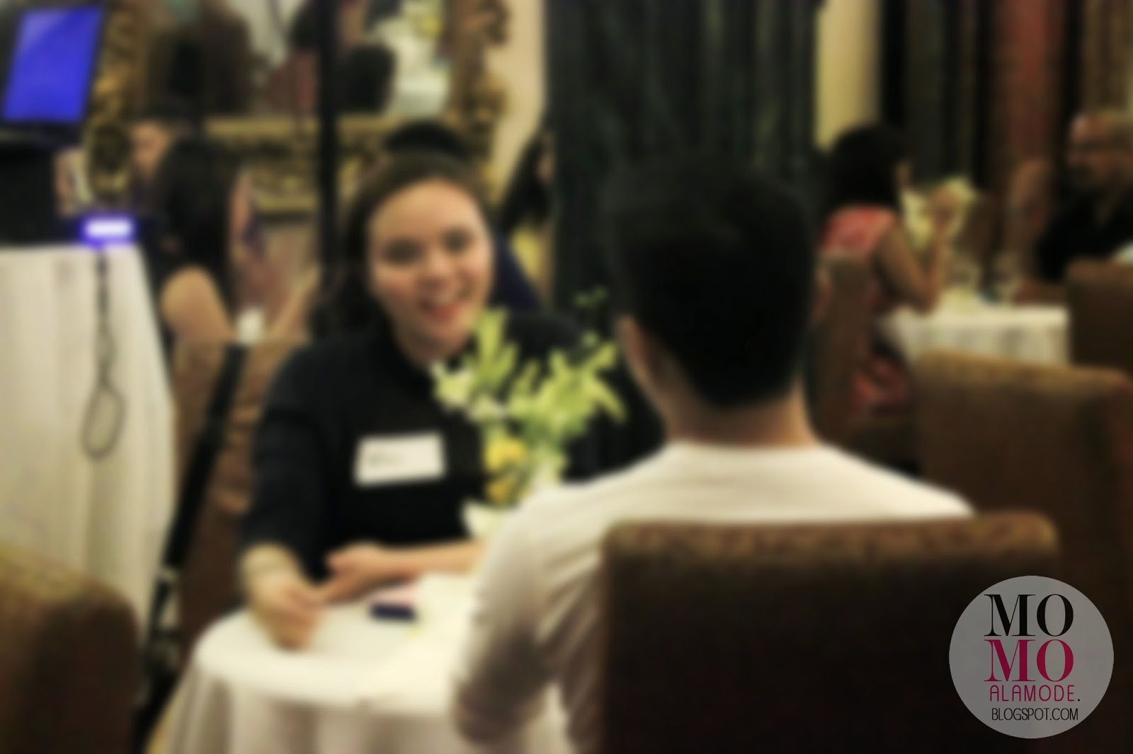 Mode speed dating