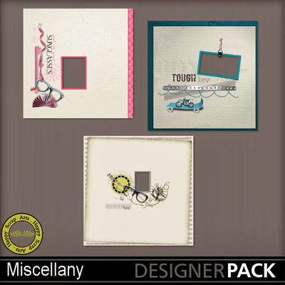 Share The Memories Miscellany Freebie