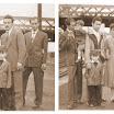 Φωτογραφία του Μήνα Μάρτη 2012: Υποδοχή στο Σταθμό της Αδελαΐδας 1957