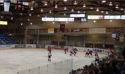 Royal LePage place hockey arena