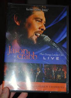 Jason Crabb DVD