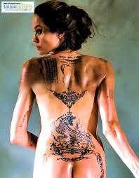 angelina jolie, celebrity tattoos, ink, tattoo, tattoos, tatuajes, tv show, reality show, tattoo show, tatuaje, angelinas tattoos, tatuajes de angelina, sexy angelina, sexy, hot, mujer con tatuajes, tattoo girl
