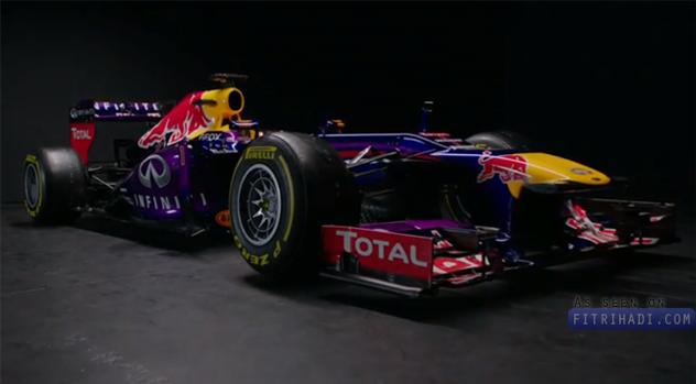 video bagaimana kereta lumba f1 dihasilkan
