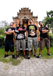 Beauty For Kill Photo Wallpaper Band Brutal Death Metal bali