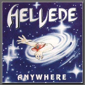 Shite metal album cover