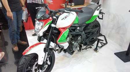 gambar motor Benelli 250cc