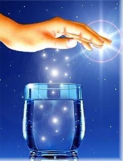 Energizando a Água