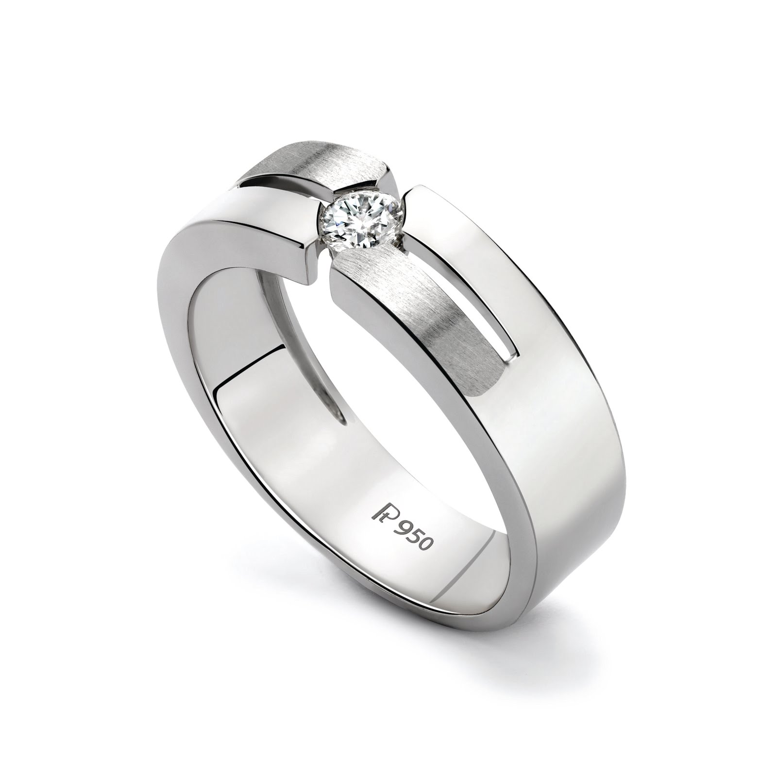 the gallery for gt platinum rings for price