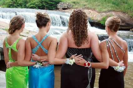 Prom Hairstyles for Long Hair Half Up Half Down