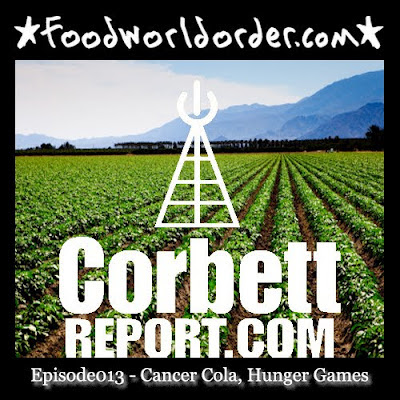 #Audio: Episode013 - Cancer Cola, Hunger Games