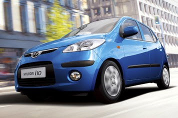 Hyundai i10 Car Wallpaper