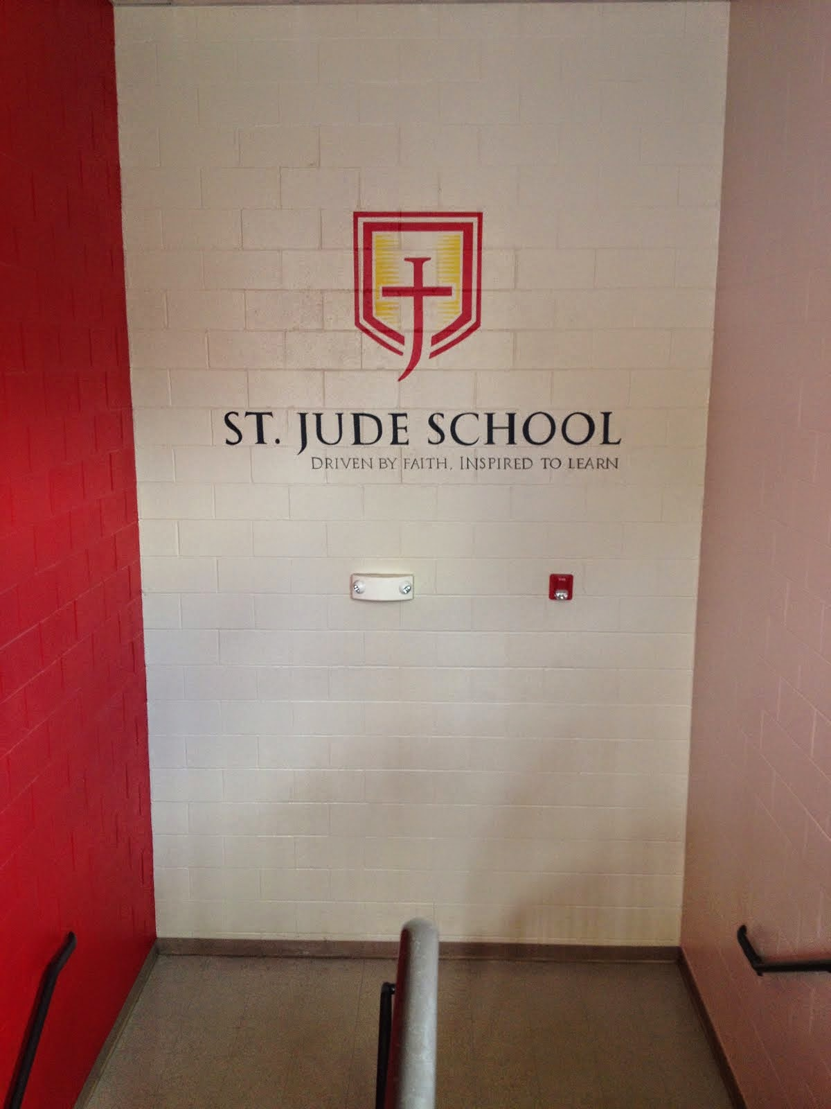 St. Jude's New Gym