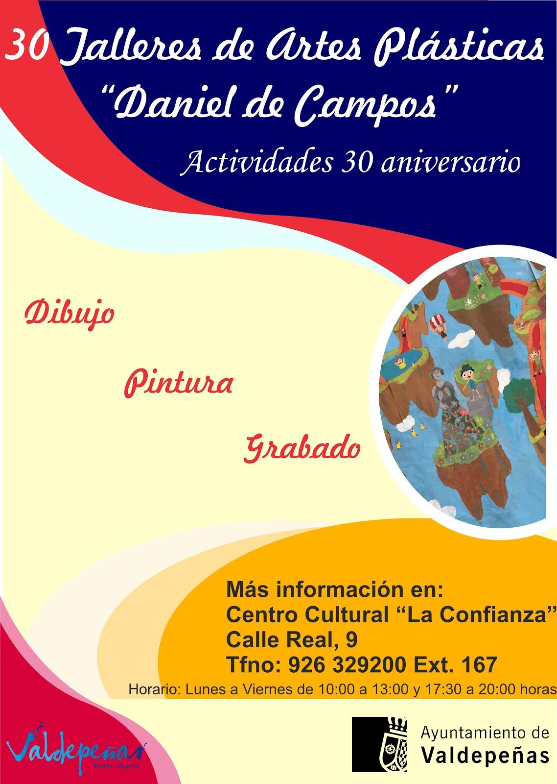 Actividades 30 Aniversario