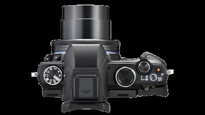 Kamera Olympus Stylus 1S