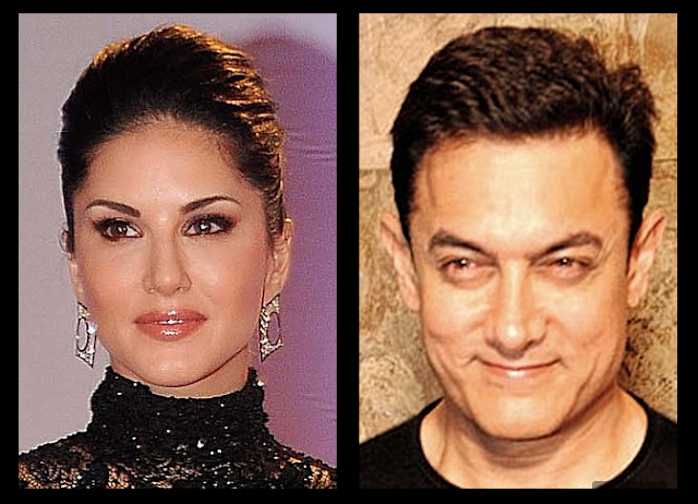 Aamir Khan : No Problem to work with Sunny Leone - Twitter tweets