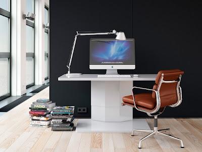 Meja Kerja Kantor Modern 4