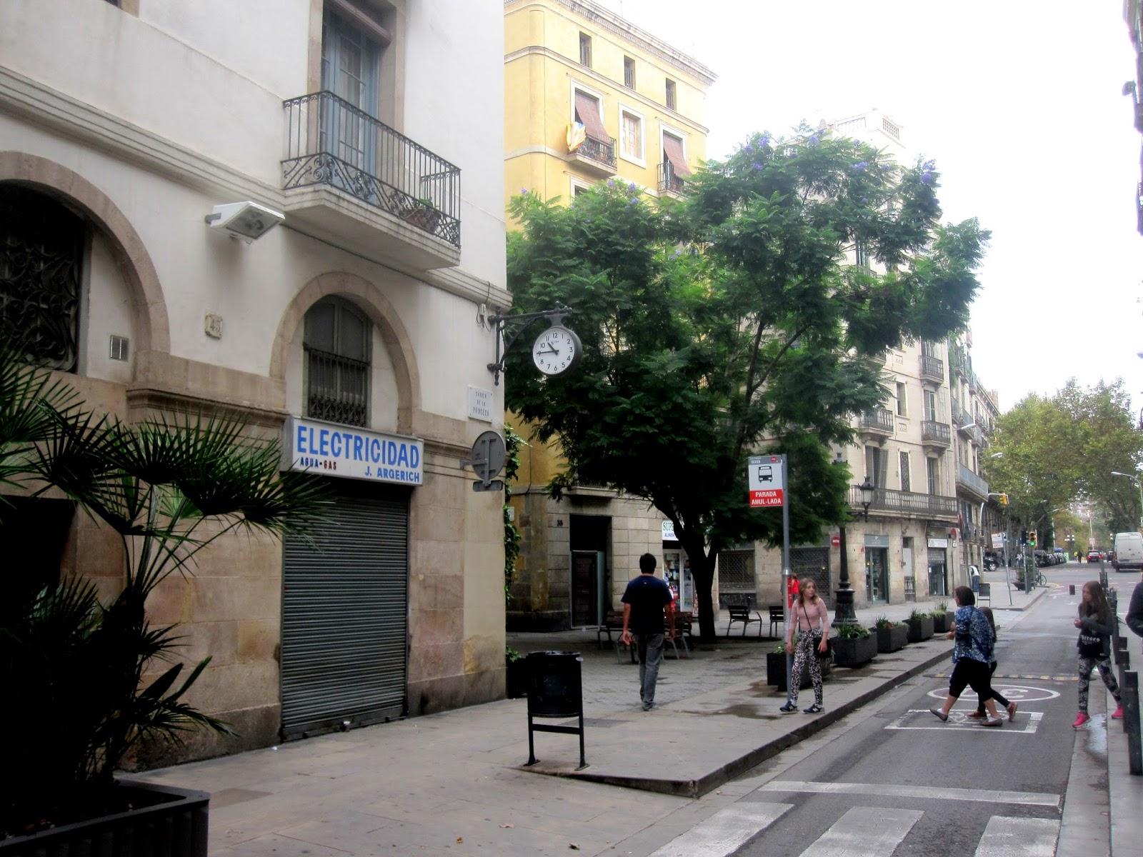 Tot barcelona abalorios varios costumbres pret ritas - Calle princesa barcelona ...