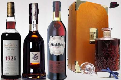 whiskys mas caros del mundo
