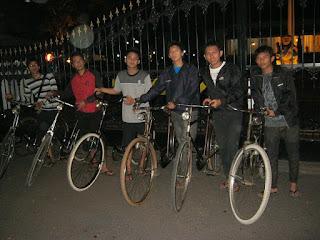 sepeda jogja, komunitas sepeda jogja,sego segawe