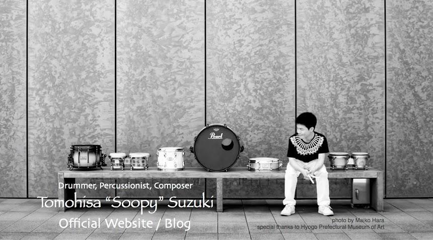 "Tomohisa ""Soopy"" Suzuki|スズキトモヒサ"