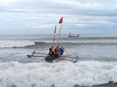 Pantai Samas Bantul yang Terkenal Konservasi Penyu nya