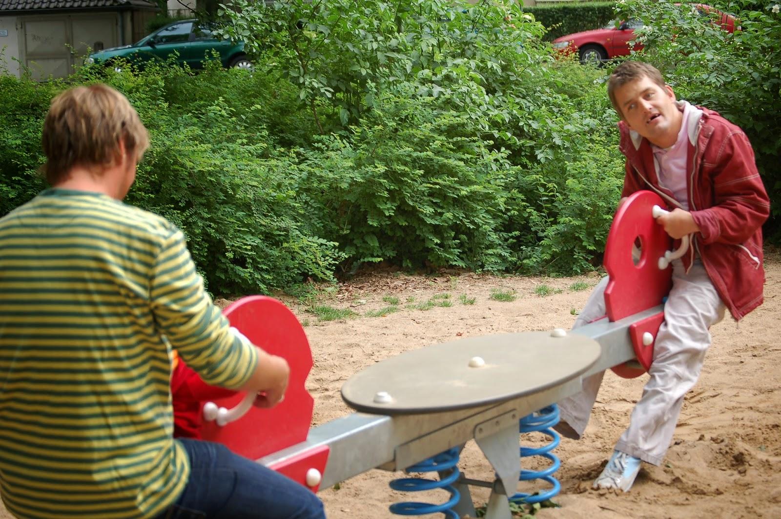 erwachsene Geschwister behinderte Menschen Bruder Behinderung