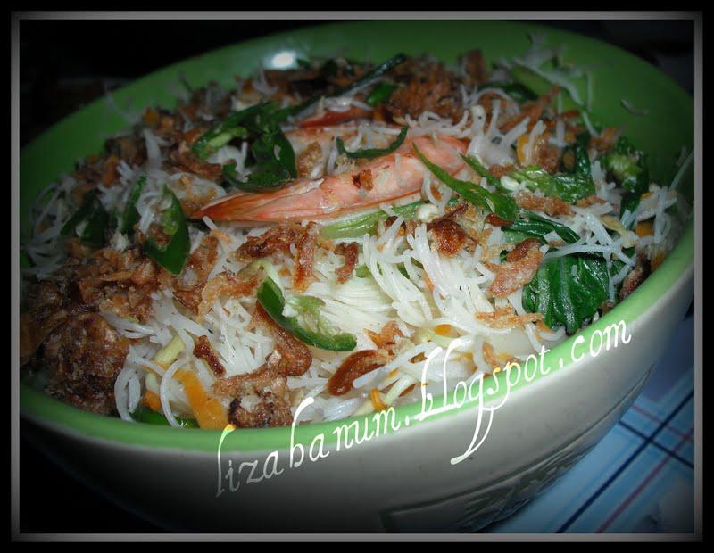 Mee Hoon Goreng Recipe Singapore Mee Hoon Goreng Lada Putih