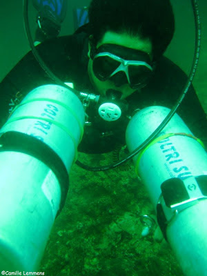 PADI Recreational Side Mount Instructor training, Koh Haa, Thailand