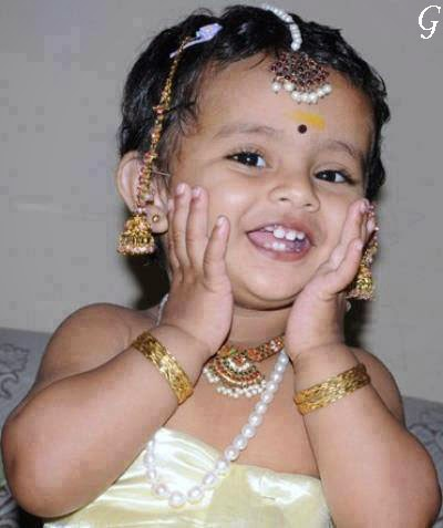Cute-Girls-Indian-Baby Pictures