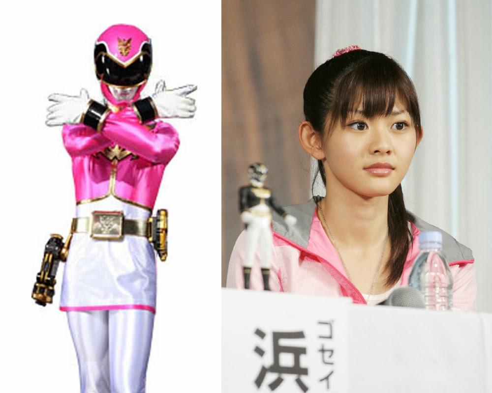 Eri (Gosei Pink)