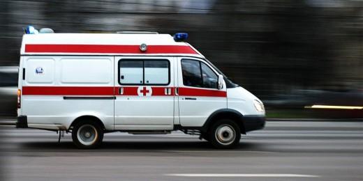 4 декабря в 15:30 на станцию скорой медицинской помощи поступило сообщение о дорожно-транспортном происшествии в районе села Хомяково.