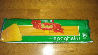 Botticelli spaghetti