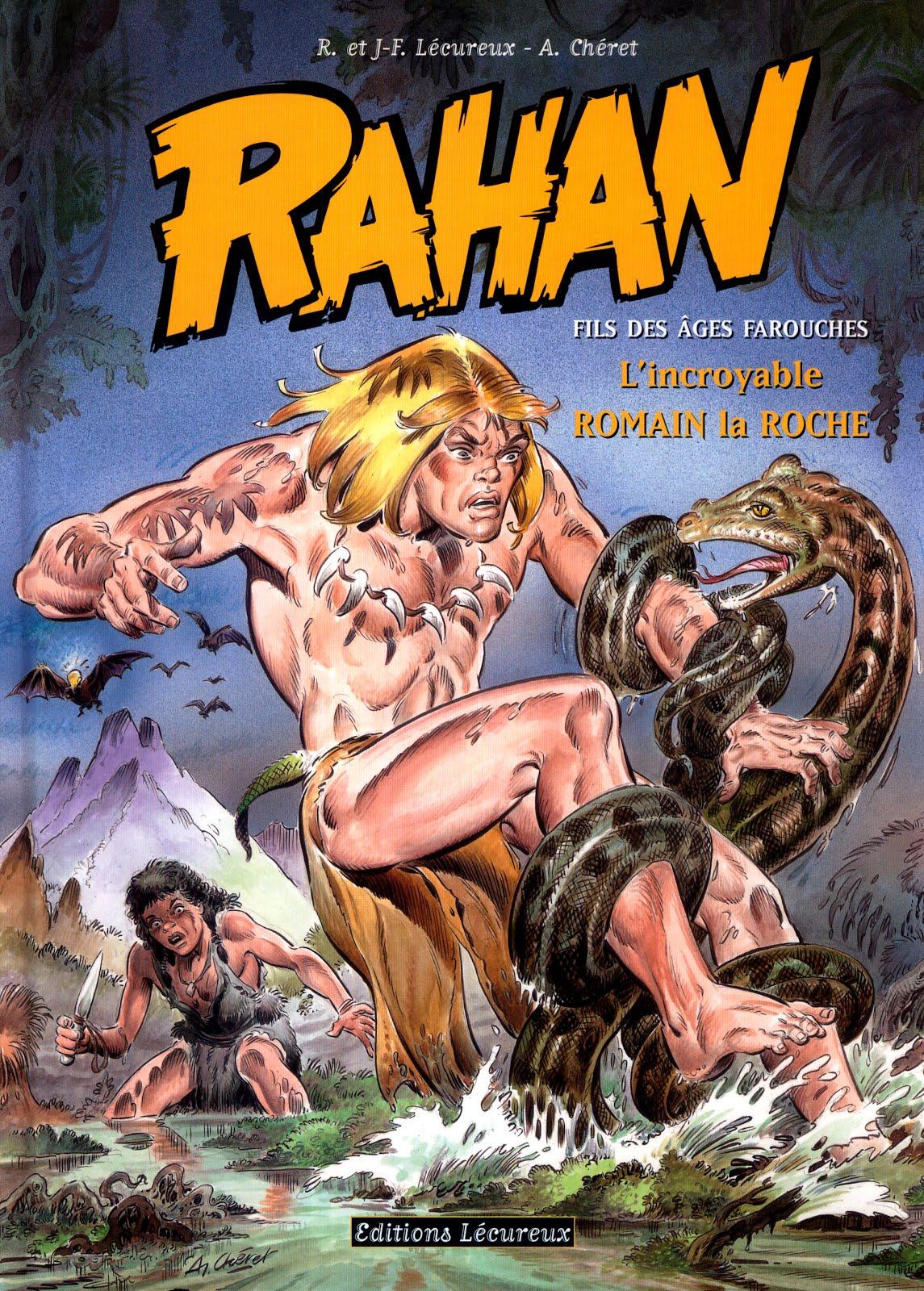 Rahan - Ed. Lécureux (Série en cours)