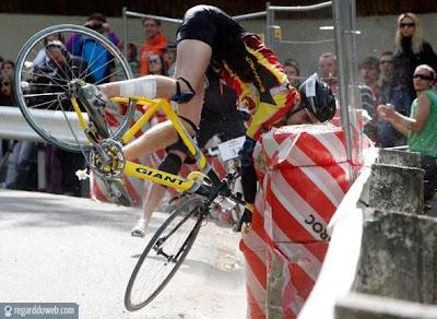 Photos marrantes et étonnantes Sport - Cyclisme v26