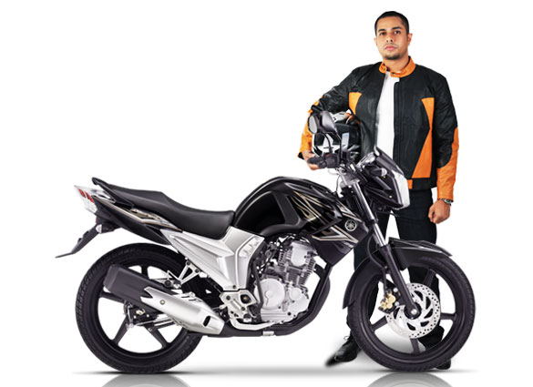 YAMAHA ANUGRAH MOTOR GROUP  D2 MOTOR   Yamaha New Scorpio Z