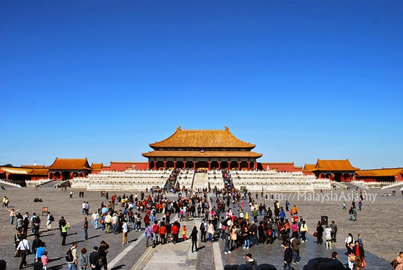 Forbidden City Photography