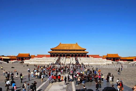 Forbidden City Photography