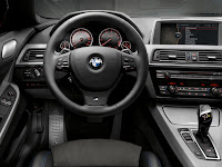 BMW 6 Series Coupe M Sport package - Interior (F12)