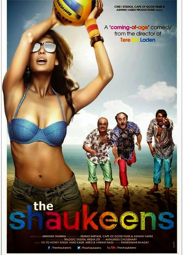 The Shaukeens (2014) tainies online oipeirates