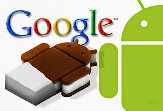 Cara Update Sistem Operasi Android ICS Tanpa Root