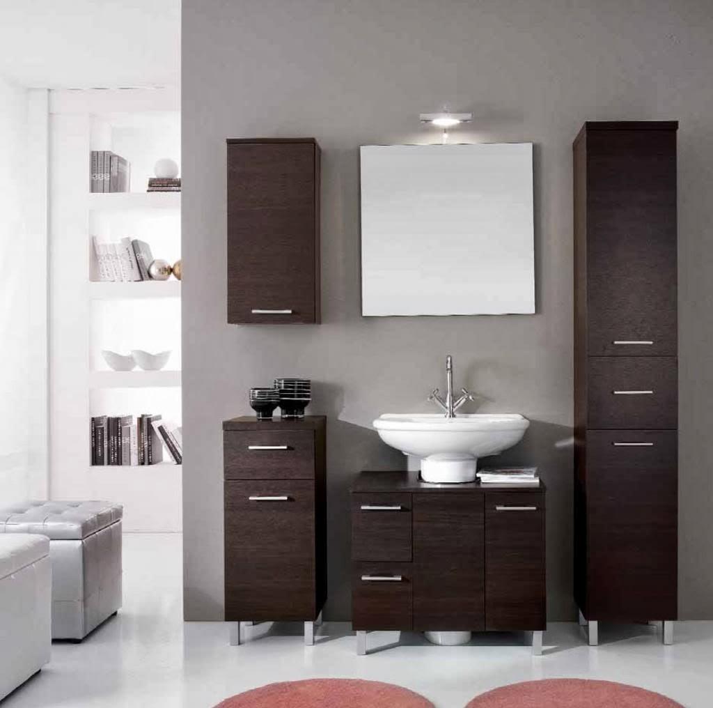 Amedeo liberatoscioli appartamenti di piccole dimensioni for Mobile bagno colonna