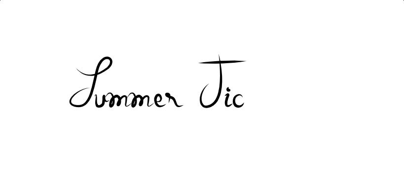 Summer Tic