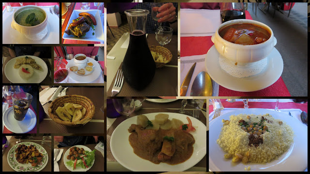 African cuisine in Montpellier, France