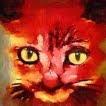 'La mirada del gat (Toni Arencón i Arias)'