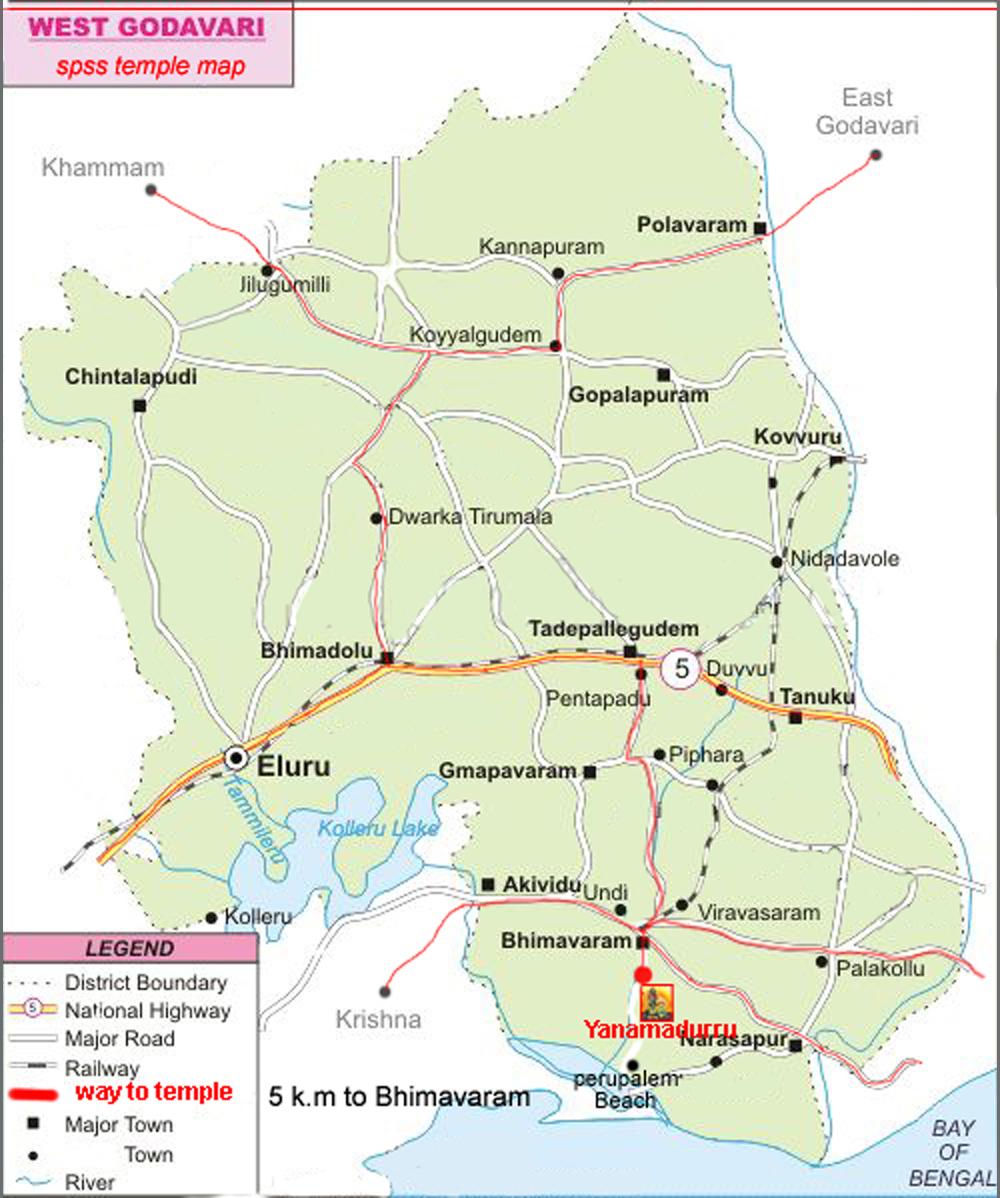 Sriparvathishakthieswaraswami rout maps to yanamadurru rout to yanamadurru village in district5 km to bhimavaram thecheapjerseys Images