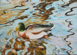 """Ripples with Duck"""