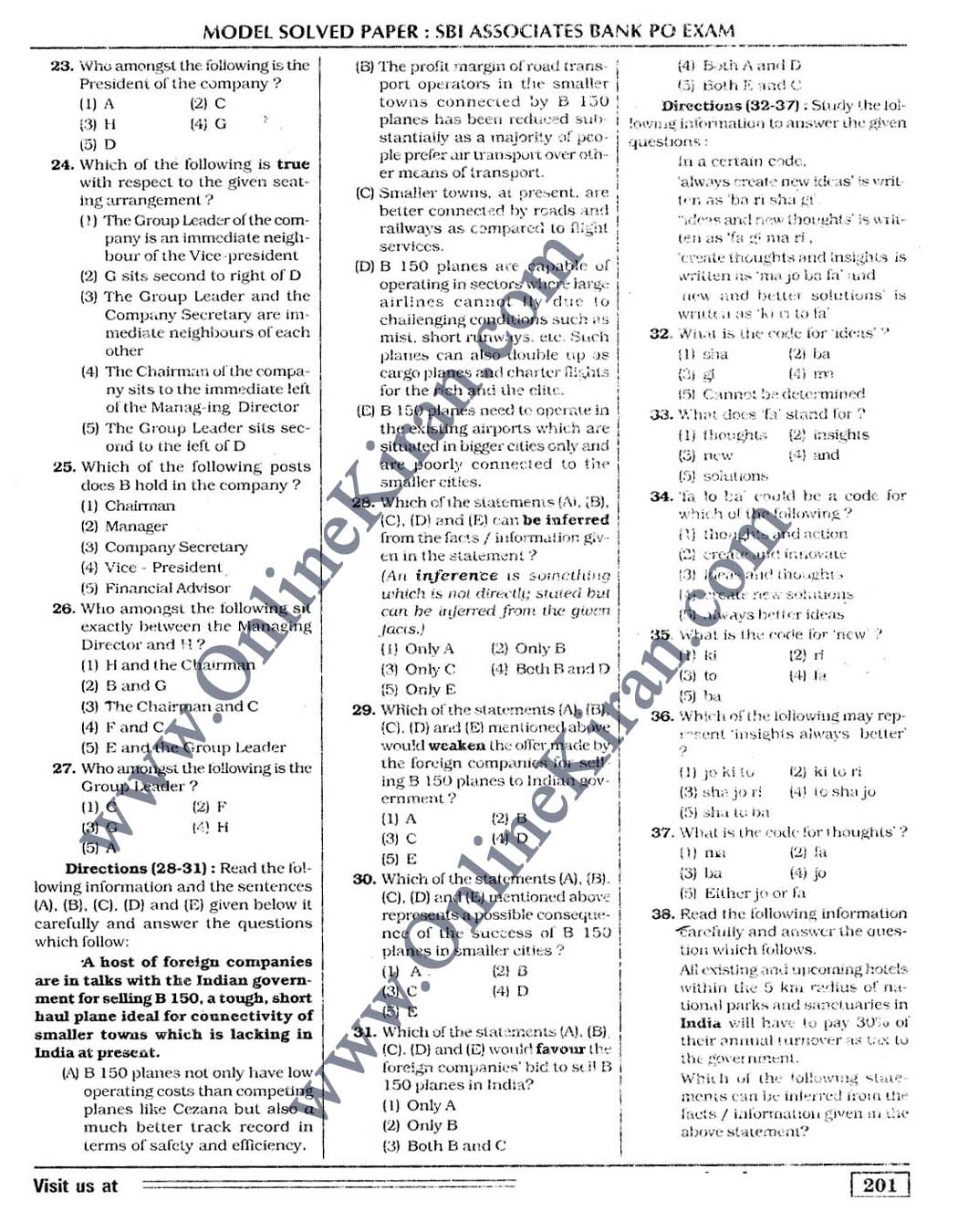 descriptive papers for bank po exams 2012 English for bank probationary officer & bank exams : english for bank po descriptive test right approach po solved papers bank po.