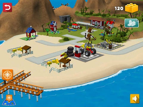 LEGO Creator Islands Gameplay
