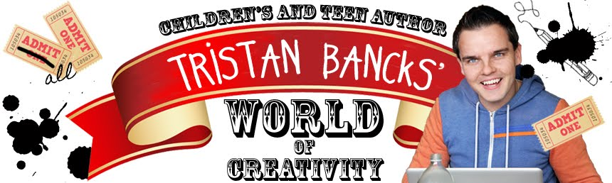 Tristan Bancks | Australian Children's & Teen Author | Kids' & Young Adult Books