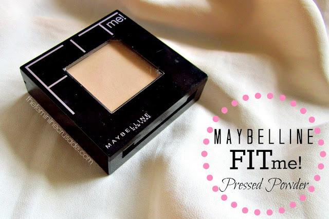 Maybelline Fit Me Pressed Powder